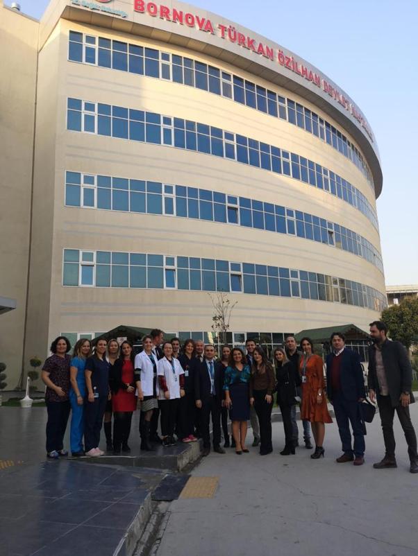 Izmir Bornova Turkan Ozilhan Public Hospital Emram Validation 6 December 2019 Izmir Himss Eurasia